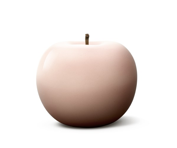 apple - super extra plus - pink - ceramic - indoor
