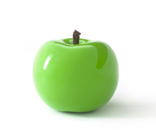 apple - super extra - green - fibre-resin - outdoor frostproof