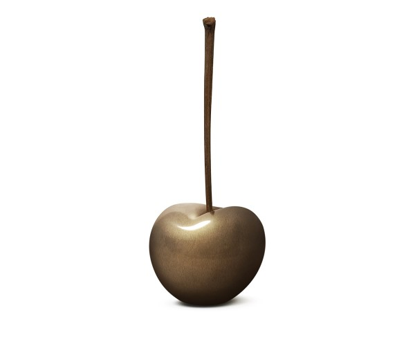 cherry - large - bronze - ceramic - indoor